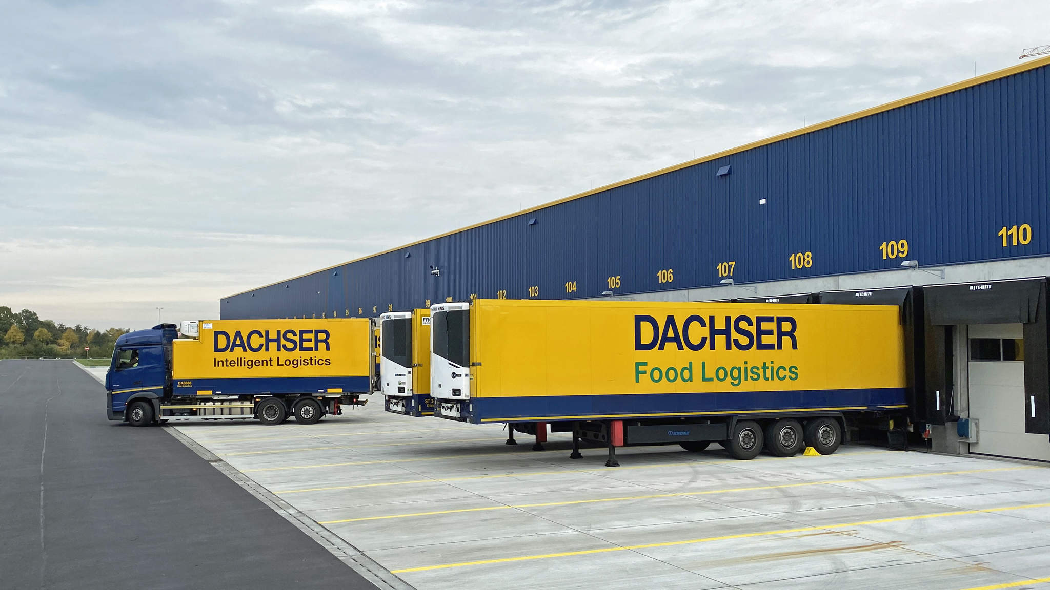 DACHSER has opened a new branch in Neumünster