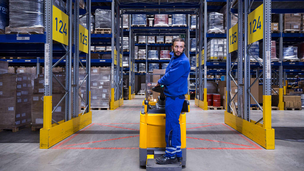 DACHSER invests in its Karlsruhe, Germany location
